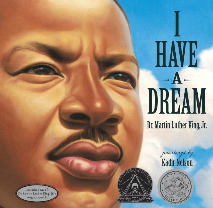 Schwartz & Wade I Have a Dream (Book & CD)