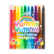 Ooly Yummy Scented Twist-Up Crayons (Set of 10)