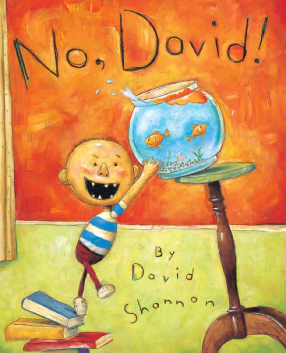 The Blue Sky Press No, David!