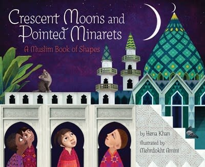 Chronicle Books Crescent Moons and Pointed Minarets