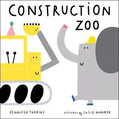 Albert Whitman & Company Construction Zoo