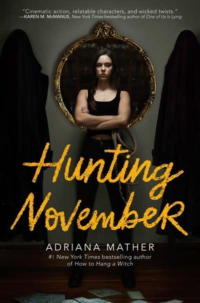 Ember Hunting November