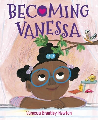 Knopf Books for Young Readers Becoming Vanessa