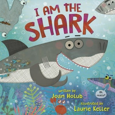 Crown Books for Young Readers I Am the Shark