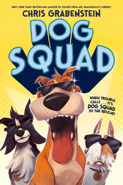 Random House Books for Young Readers Dog Squad