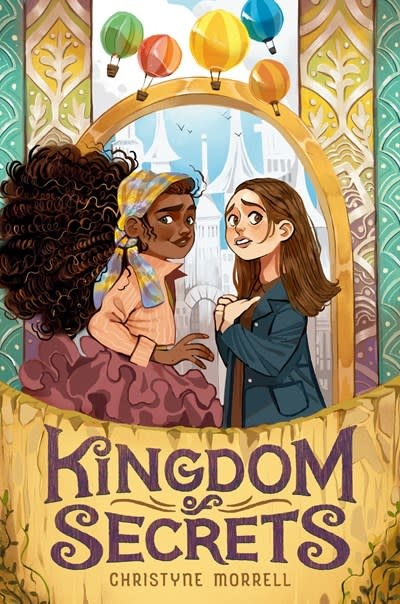 Delacorte Books for Young Readers Kingdom of Secrets
