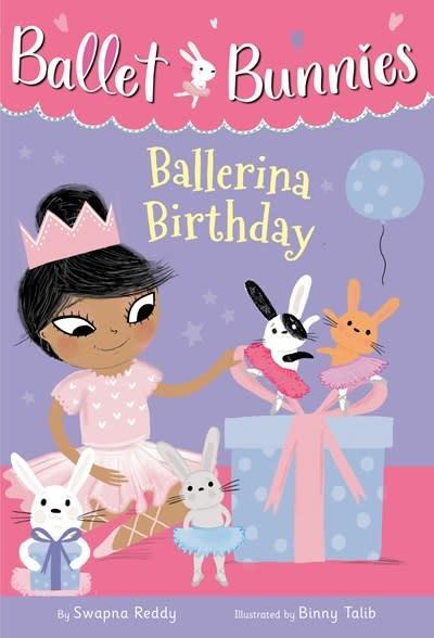 Random House Books for Young Readers Ballet Bunnies 03 Ballerina Birthday