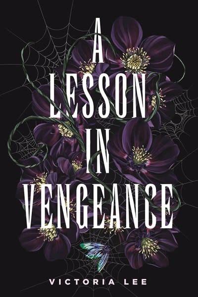 Delacorte Press A Lesson in Vengeance