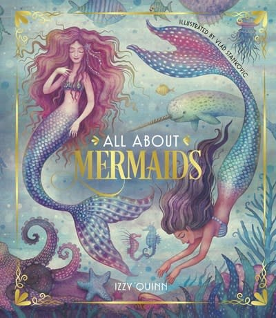 Crown Books for Young Readers All About Mermaids