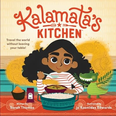 Random House Books for Young Readers Kalamata's Kitchen