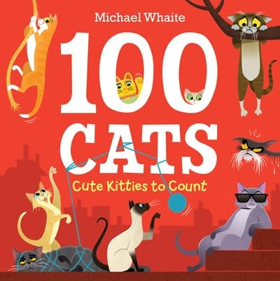 Random House Books for Young Readers 100 Cats: Cute Kitties to Count