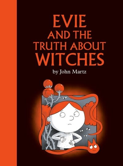 Tundra Books Evie and the Truth about Witches