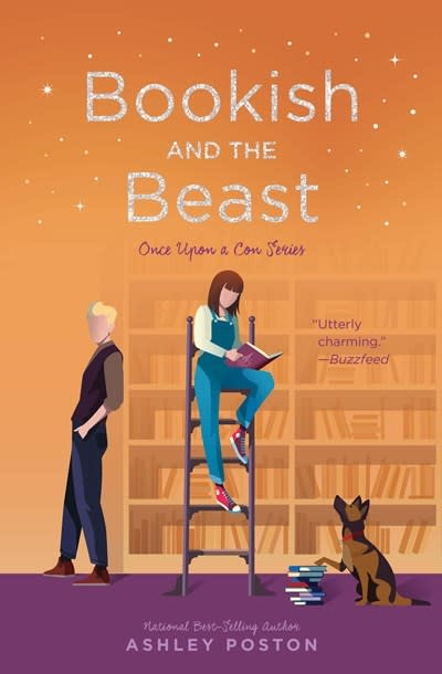 Quirk Books Bookish and the Beast