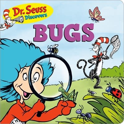 Random House Books for Young Readers Dr. Seuss Discovers: Bugs