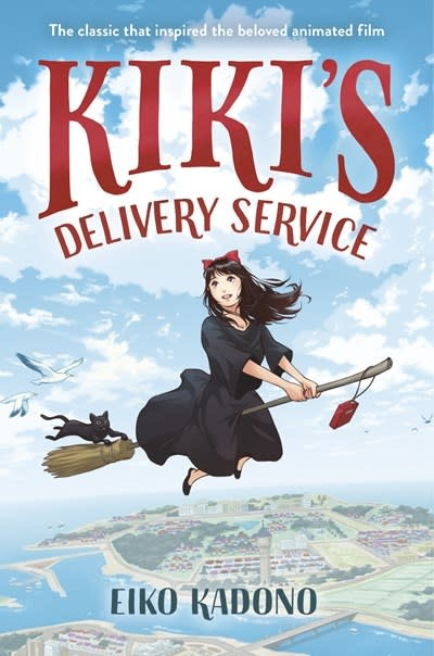 Yearling Kiki's Delivery Service