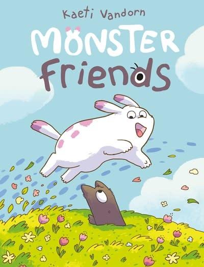 Random House Graphic Monster Friends