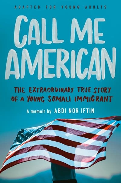 Ember Call Me American (Adapted for Young Adults)