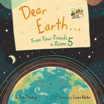 HarperCollins Dear Earth…From Your Friends in Room 5