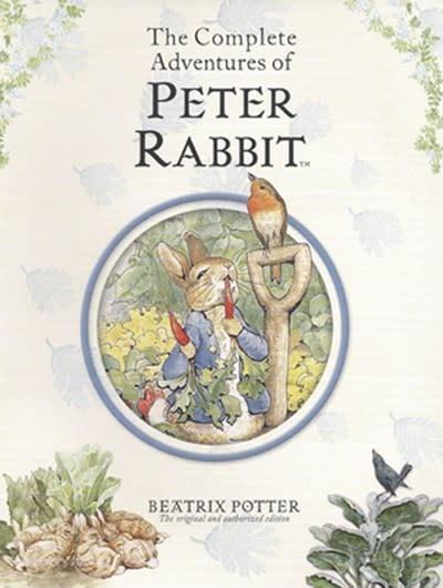 Warne The Complete Adventures of Peter Rabbit