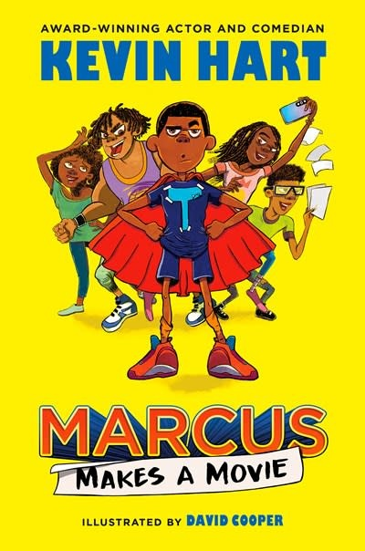 Crown Books for Young Readers Marcus Makes a Movie
