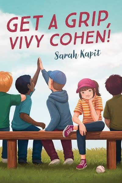 Dial Books Get a Grip, Vivy Cohen!