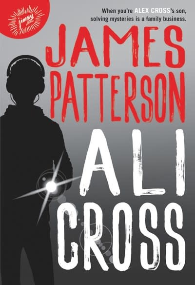jimmy patterson Ali Cross