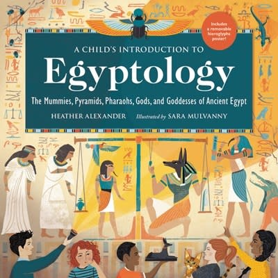 Black Dog & Leventhal A Child's Introduction to Egyptology