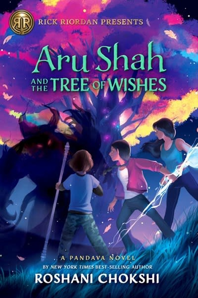 Rick Riordan Presents Pandava 03 Aru Shah and the Tree of Wishes