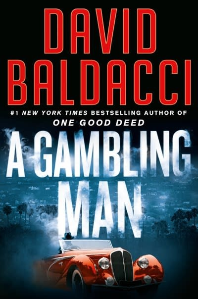 Grand Central Publishing A Gambling Man