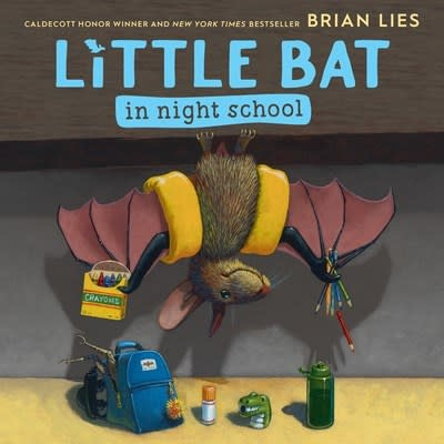 HMH Books for Young Readers Little Bat in Night School
