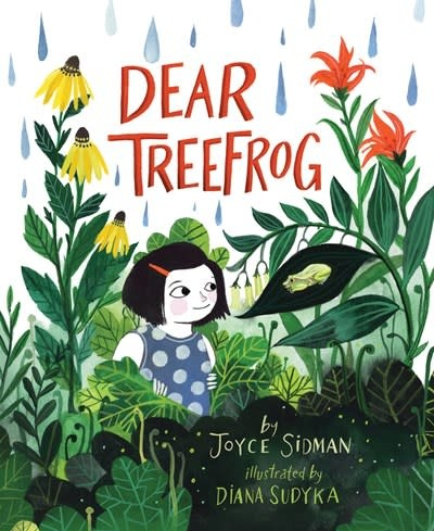 HMH Books for Young Readers Dear Treefrog