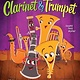 HMH Books for Young Readers Clarinet and Trumpet (book with shaker)