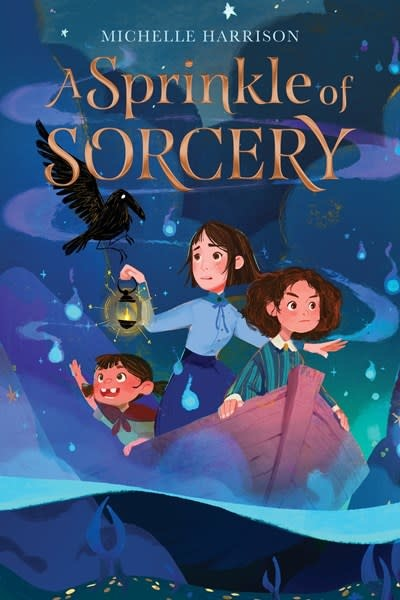 HMH Books for Young Readers A Sprinkle of Sorcery