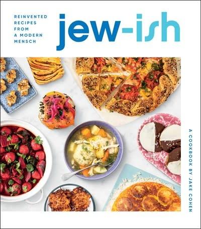 Houghton Mifflin Harcourt Jew-ish: A Cookbook
