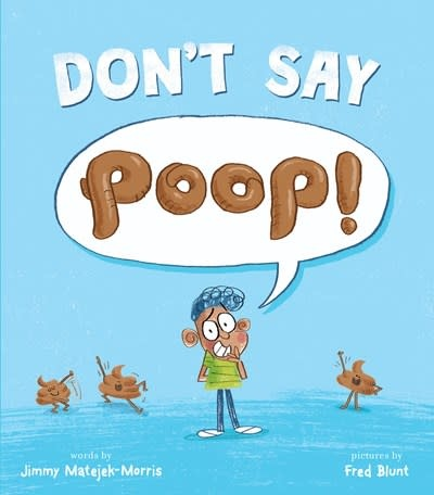 HMH Books for Young Readers Don't Say Poop!