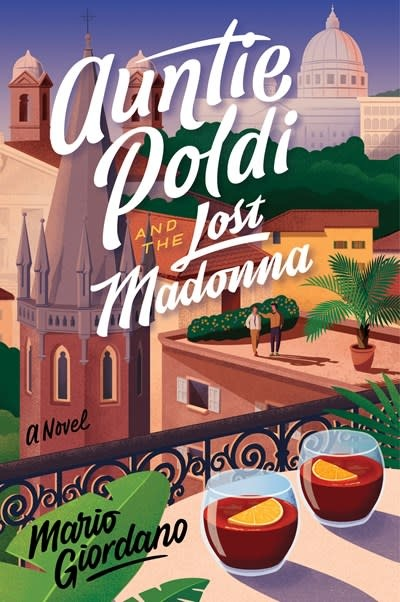 Mariner Books Auntie Poldi and the Lost Madonna