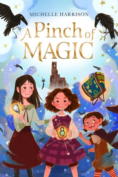 HMH Books for Young Readers A Pinch of Magic