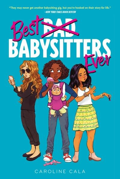 HMH Books for Young Readers Best Babysitters Ever