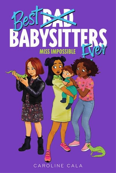 HMH Books for Young Readers Miss Impossible