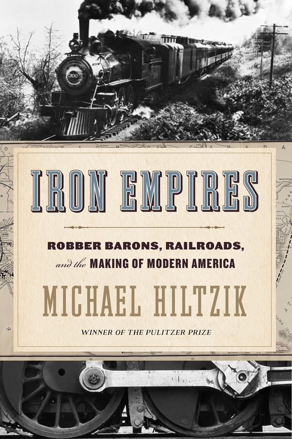 Mariner Books Iron Empires