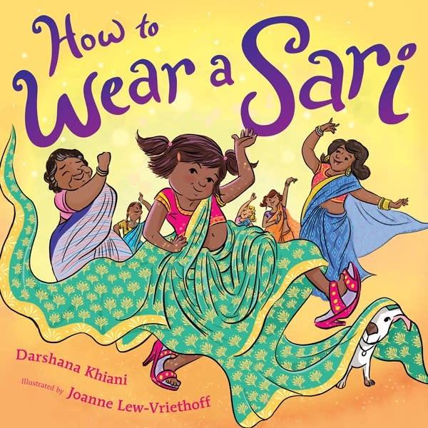 Versify How to Wear a Sari