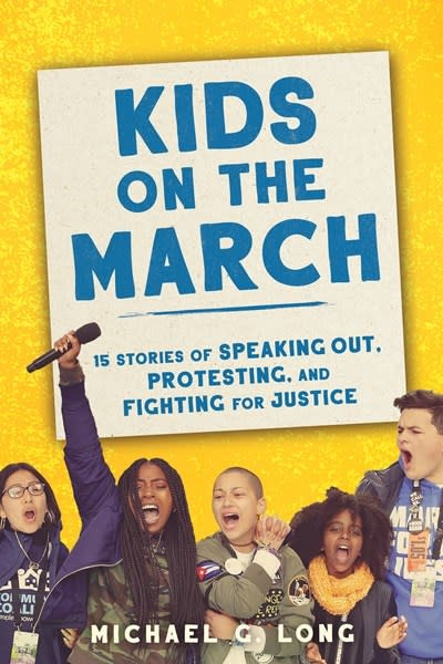 Algonquin Young Readers Kids on the March