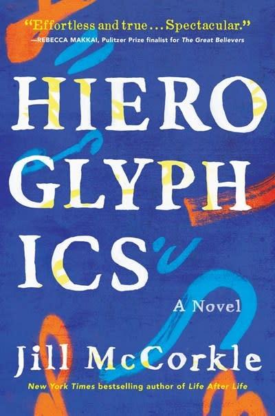 Algonquin Books Hieroglyphics: A novel