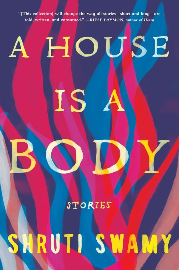 Algonquin Books A House Is a Body: Short stories