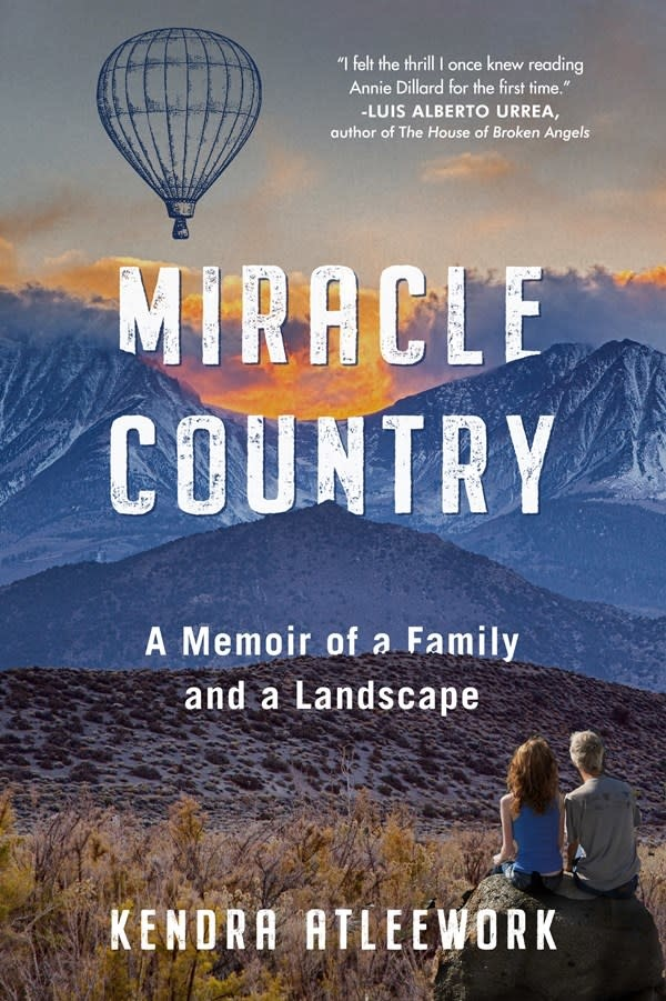 Algonquin Books Miracle Country