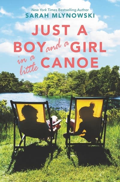 HarperTeen Just a Boy and a Girl in a Little Canoe