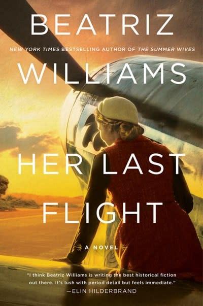 William Morrow Paperbacks Her Last Flight