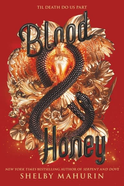 HarperTeen Blood & Honey