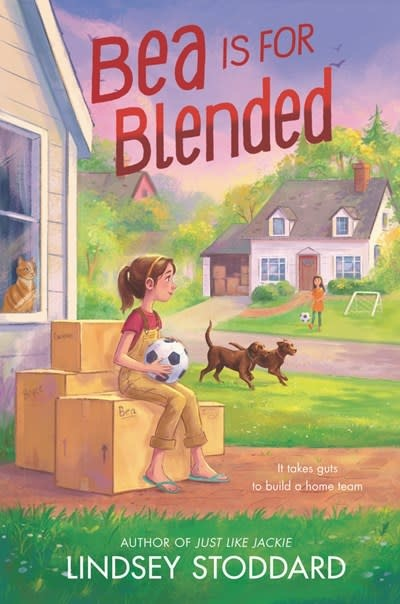 HarperCollins Bea Is for Blended