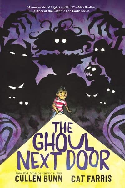 HarperAlley The Ghoul Next Door